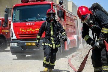 ردیاب ناوگان آتش نشانی