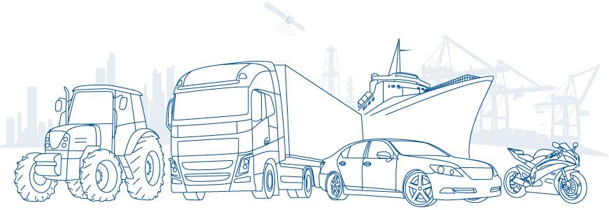 ناوگان حمل و نقل