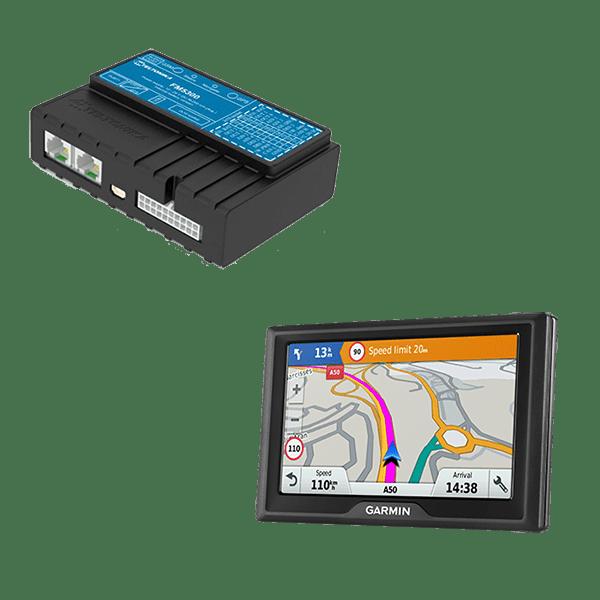 Difference between navigation and tracker - تفاوت ردیاب خودرو و رهیاب خودرو