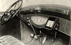 اولین جی پی اس خودرو