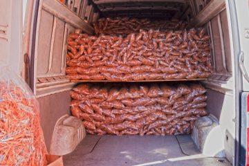 ردیاب ناوگان حمل مواد غذایی
