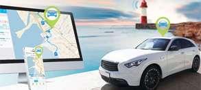 1 - مانیتورینگ و نظارت بر خودرو با استفاده از سامانه ردیابی