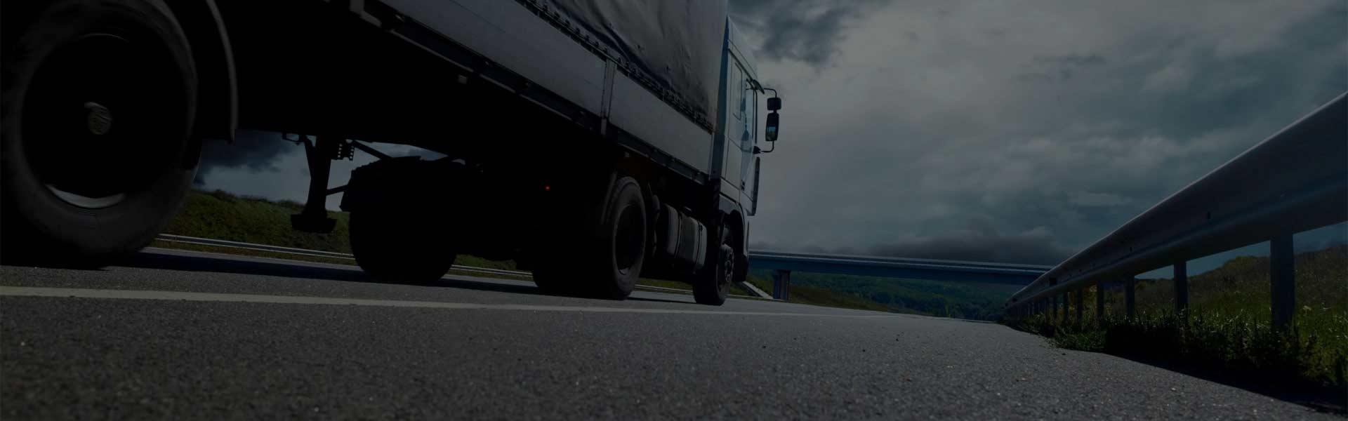 کنترل ناوگان حمل و نقل جاده ای